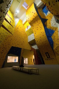 lezecka stena outdoor centrum kladno