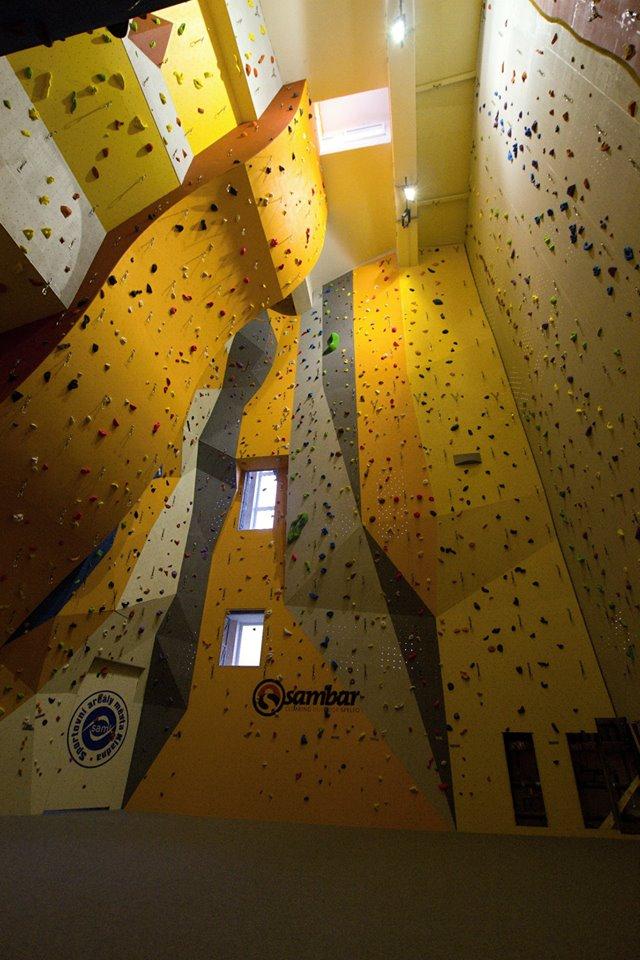 lezecka stena outdoor centrum kladno 3