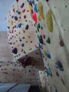 boulder klub pentagon lezecka stena tabor 2