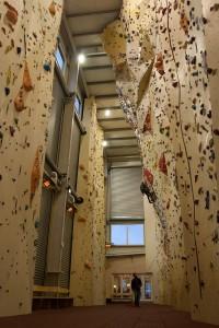lezecka stena ruzyne