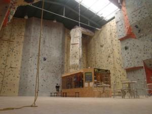 lezecka stena brno