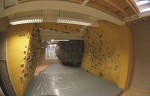 lezecka stena boulder lokal blok 4