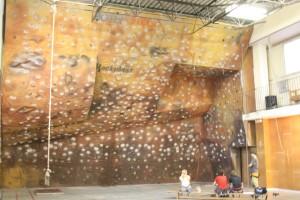 lezecka stena Havířov