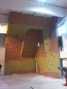 horolezecka stena studenka