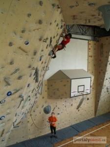lezecka stena roznov pod radhostem