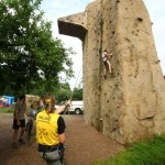 lezecka stena vodacke taboriste cakle