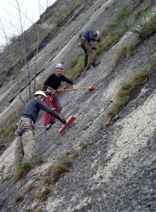Jarní úklid Bránických skal