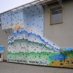 venkovni horolezecka stena kladruby