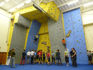 prostejov lezecka stena