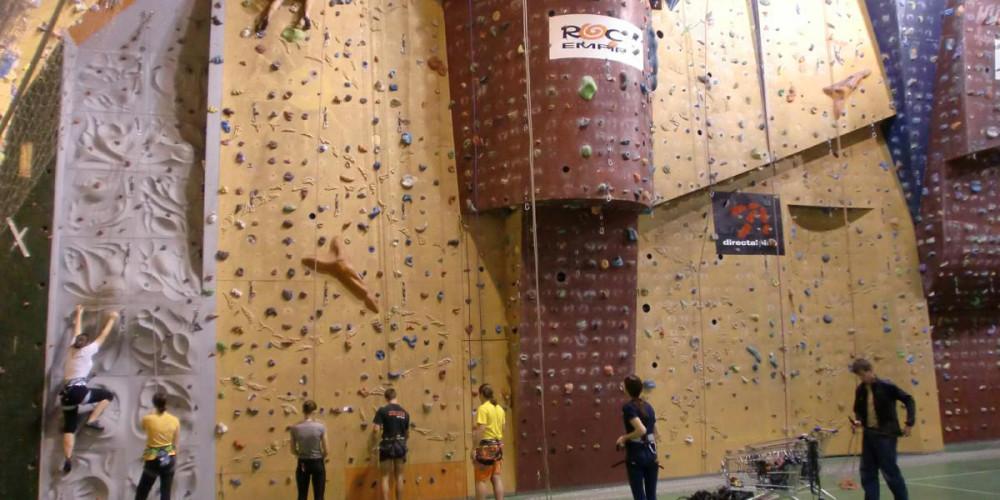 lezecka stena liberec harcov