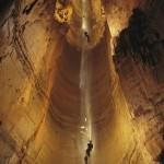 Nejhlubší jeskyně na světe, Voronija