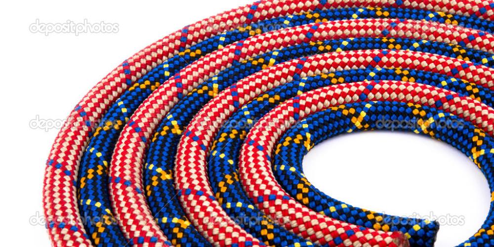 jak se vyrábí lezecká lana