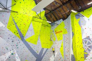 lezecká stěna ostrava tendon hlubina