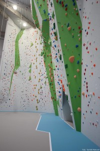 lezecká stěna praha tr13