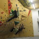 lezecká stěna měnín