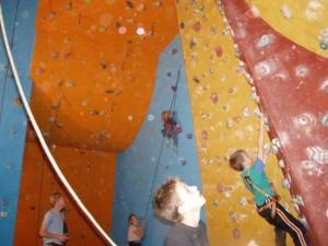 lezecká stěna Vrchlabí