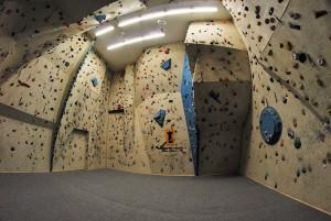 Lezecká stěna Sezimovo Ústí WALLclub